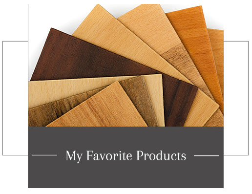 My Favorite Products